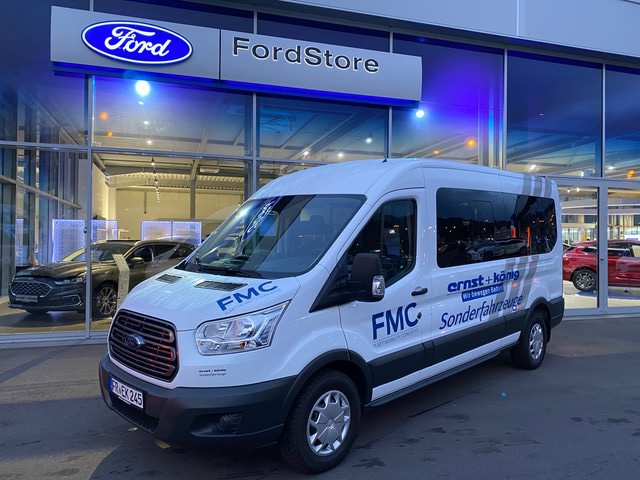 Ford Transit FT 350 L2 H2 Mehrsitzer Bus